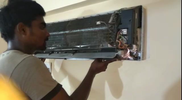 Sarvel Cool Tech AC Repair and Servcie Video 16