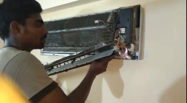 Sarvel Cool Tech AC Repair and Servcie Video 17