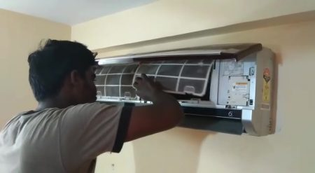 AC service in thirumullaivoyal