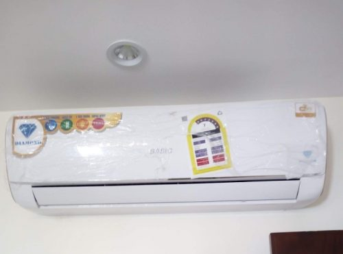 Split AC Indoor