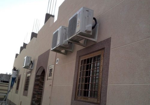 Split AC Out door
