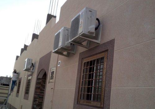 Split AC Out door